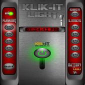 KliK-iT Flashlight FREE icon