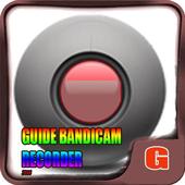 Bandicam Guide icon