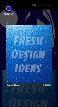 Garnishing Foods Design Ideas apk screenshot