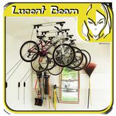 Hanging Bikes Garage Ideas icon