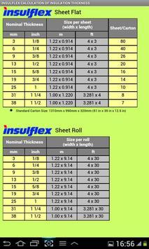 INSULFLEX CALCULATION apk screenshot