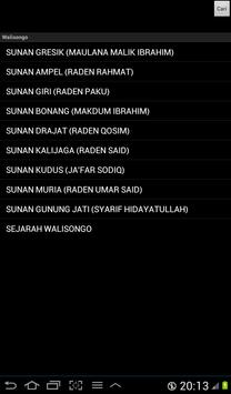 Wali Songo apk screenshot