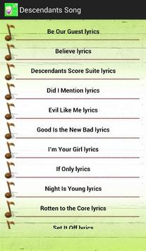 All Songs of Descendants APK Download - Free Music & Audio APP for ...