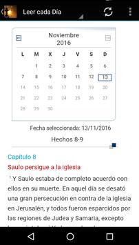 La Biblia de las Americas LBLA apk screenshot