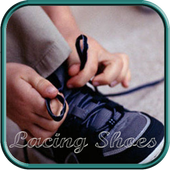 Lacing Shoes Tutorial icon