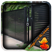 Metal Fence Gates Design icon