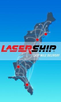 LaserShip poster