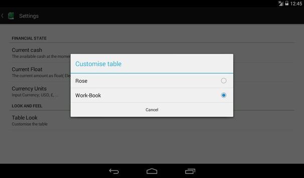 Mobile Money Manager apk screenshot