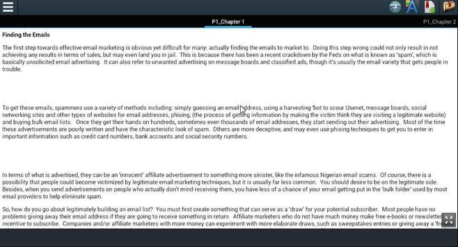 Email Marketings Richess apk screenshot
