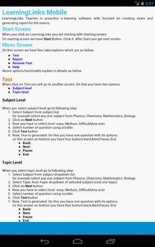 LearningLinks PCB apk screenshot