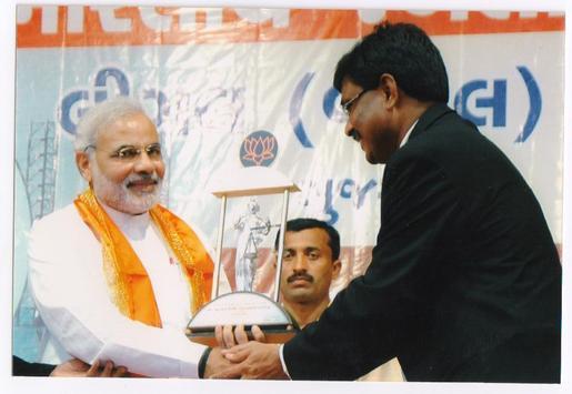 Legal Cell BJP Gujarat poster
