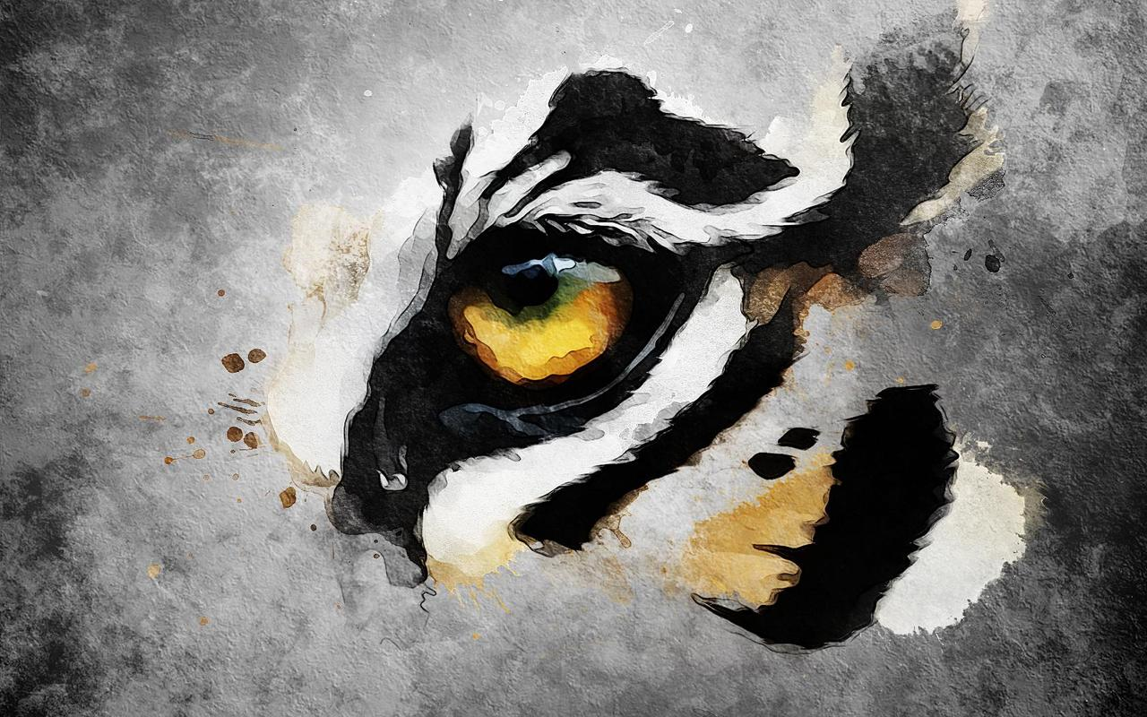 tiger eyes live wallpaper apk download free