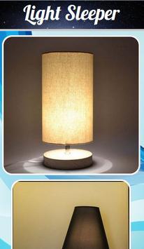 Light Sleeper Design apk screenshot