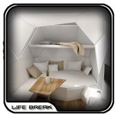 Mobile Home Interior Design icon