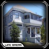 Vintage Home Exterior Design icon