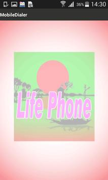 Life Phone poster