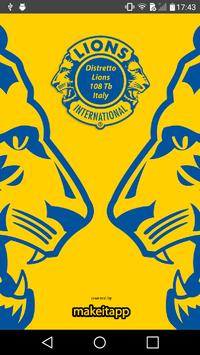 Distretto Lions 108 Tb poster