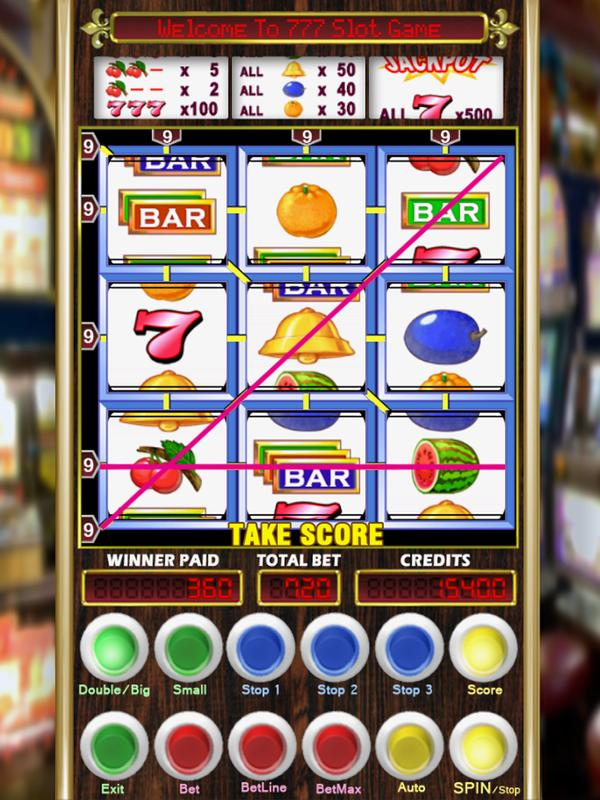 Fruity 3 x 3 Slot Machine - Try the Free Demo Version