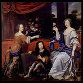 Louise de la Valliere icon