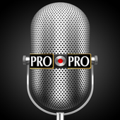 Recorder Phone Voice Booster icon