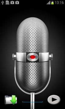 Recorder Phone Voice Booster apk screenshot