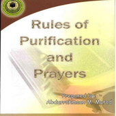 Purification and prayers icon