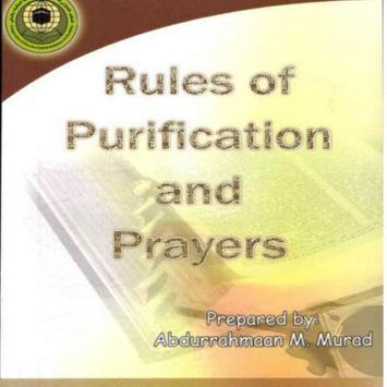 Purification and prayers apk screenshot