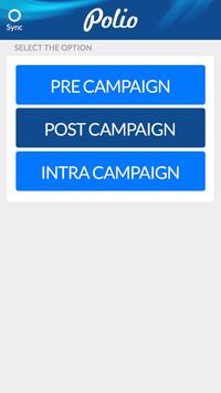 Monitoring of Polio Campaign apk screenshot