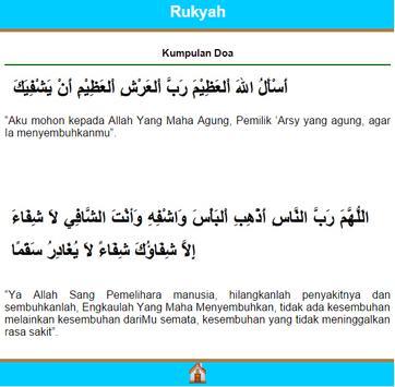 Terapi Ruqyah apk screenshot