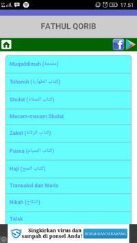 Terjemah Fathul Qorib apk screenshot