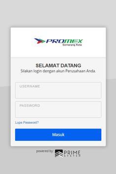 PROMEX Semarang Kota apk screenshot