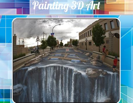 Painting 3D Art apk screenshot