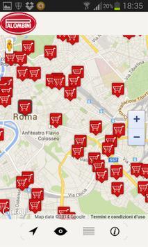 Caffè Palombini Store Locator apk screenshot