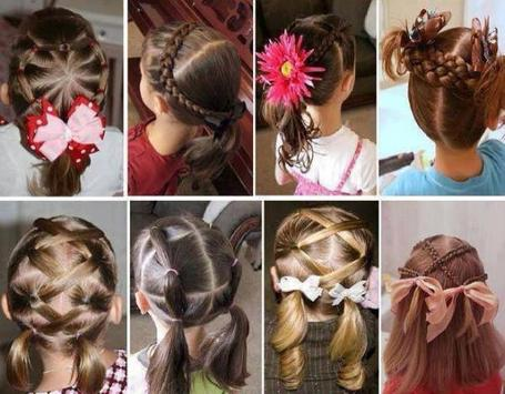 Peinados Para Niñas apk screenshot