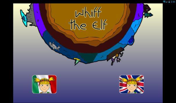 Whiff the Elf Fairy tale apk screenshot