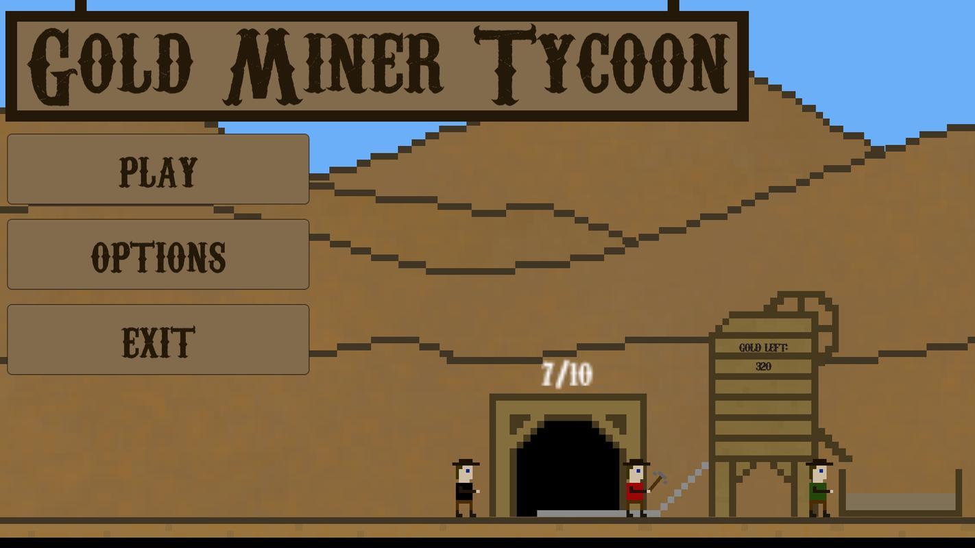 Gold Miner Tycoon