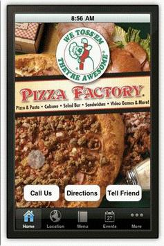 Pizza Factory poster