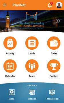 PlanNet Marketing poster