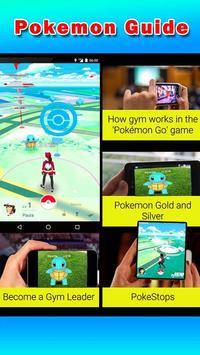 Guide For Pokemon Go Pro poster