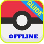 Pokemon go offline guide icon