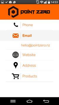 Point Zero apk screenshot