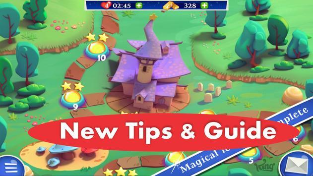 Guide for Bubble Witch 2 Saga apk screenshot