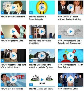 Politics apk screenshot