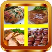 Pork Recipes icon