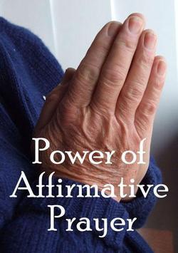 Power Of Affirmative Prayer poster