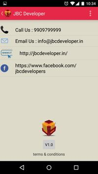 JBC Developer apk screenshot
