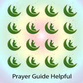 Prayer Guide Helpful icon