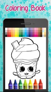 Coloring Guide for Shopkin apk screenshot
