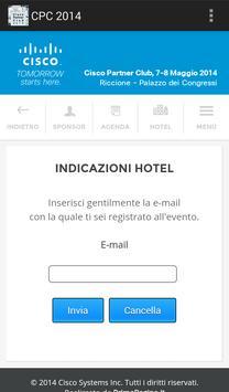 Cisco Partner Club 2014 apk screenshot