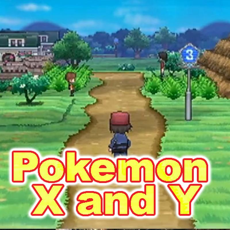 how to download pokemon x and y rom